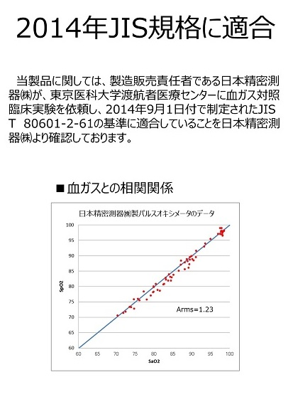 20142014年JIS規格に適合502